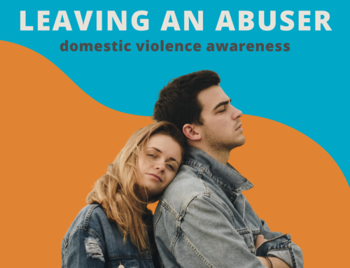 Fleeing abuse + domestic violence.