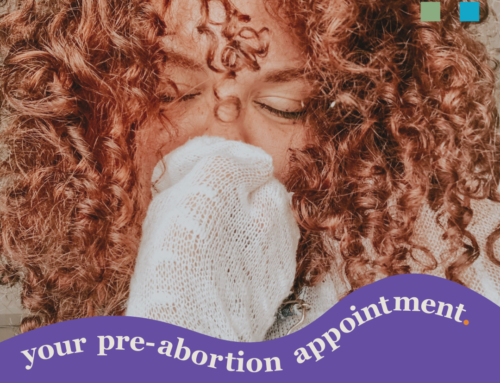 Your pre-abortion appointment